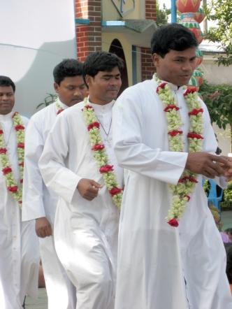 © ACN - Seminarians in Bangladesh