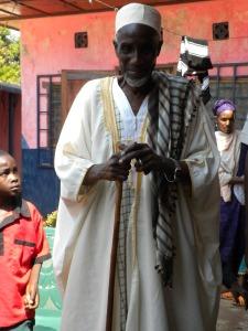 Imam Oumar Kobine Layama ©AED/ACN