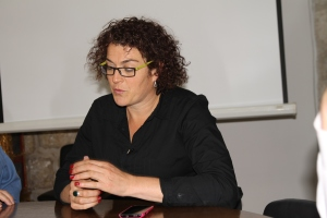 Hanna Bendcowsky, the Program Coordinator at the Jerusalem Center for Jewish-Christian Relations (JCJCR)