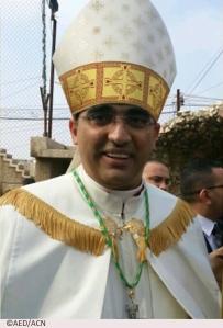 Chaldean Auxiliary Bishop Saad Syroub of Baghdad