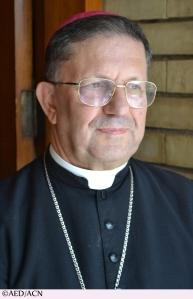 Archbishop of Baghdad Msgr. Jean Sleiman