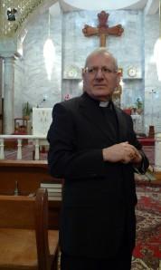 0807Iraq_Patriarch Louis Raphael I Sako of Baghdad