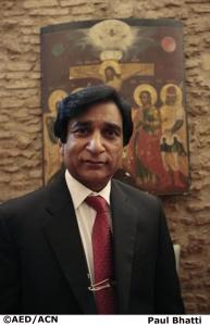 Dr. Paul Bhatti