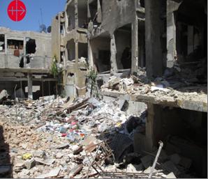 Homs January 21