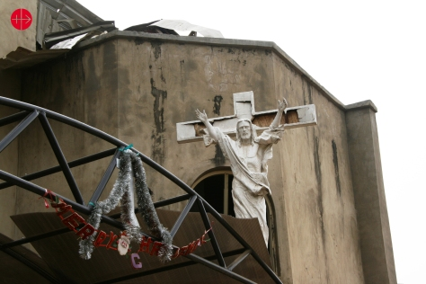 Nigeria, diocese of Minna in March 2012 St. Theresa´s Catholic C