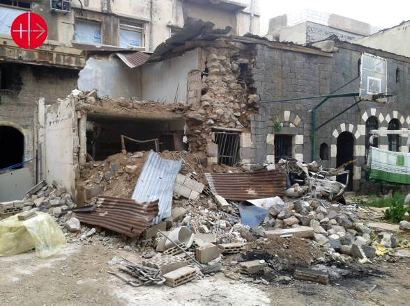 SYRIA / HOMS-MLC 15/00040Help for the bishop's house and other